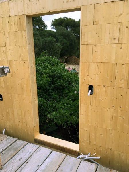 Día 11 - Jambas y marcos de puerta