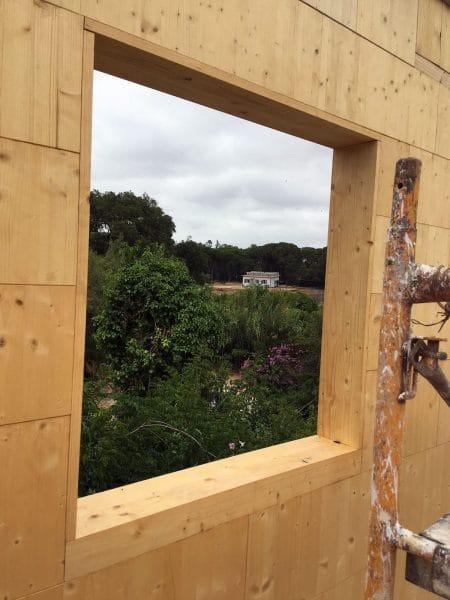 Día 11 - Jambas y marcos de ventana